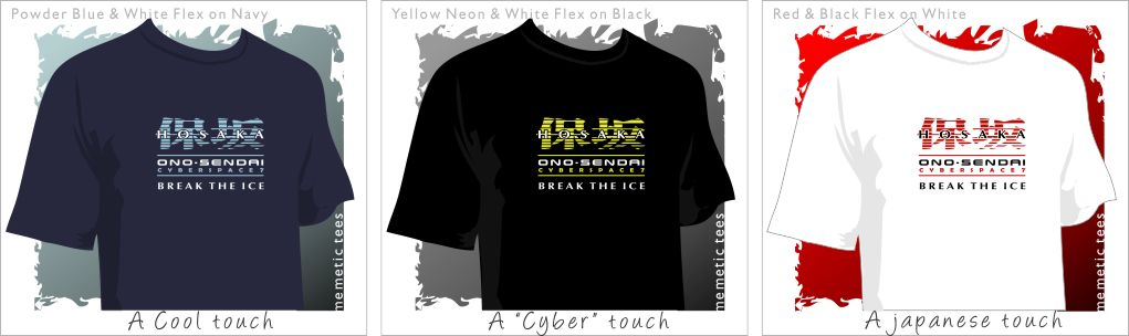 Hosaka - Ono-Sendai T-Shirts