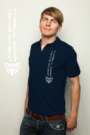 Tyrell Corporation - Nexus Division Polo Shirt