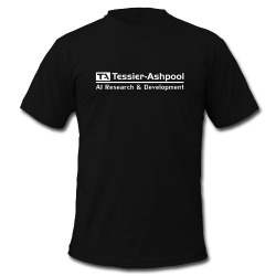 Tessier-Ashpool AI Research & Development T-shirt