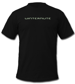 Wintermute T-shirt
