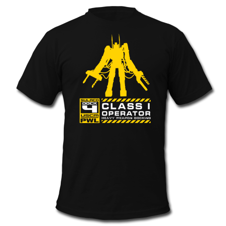 Power Loader Operator T-shirt
